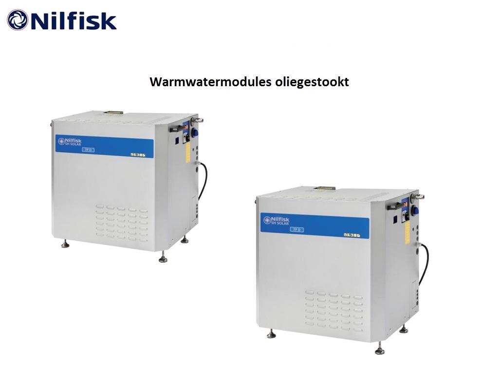 Warmwatermodules oliegestookt | DKMTools - DKM Tools