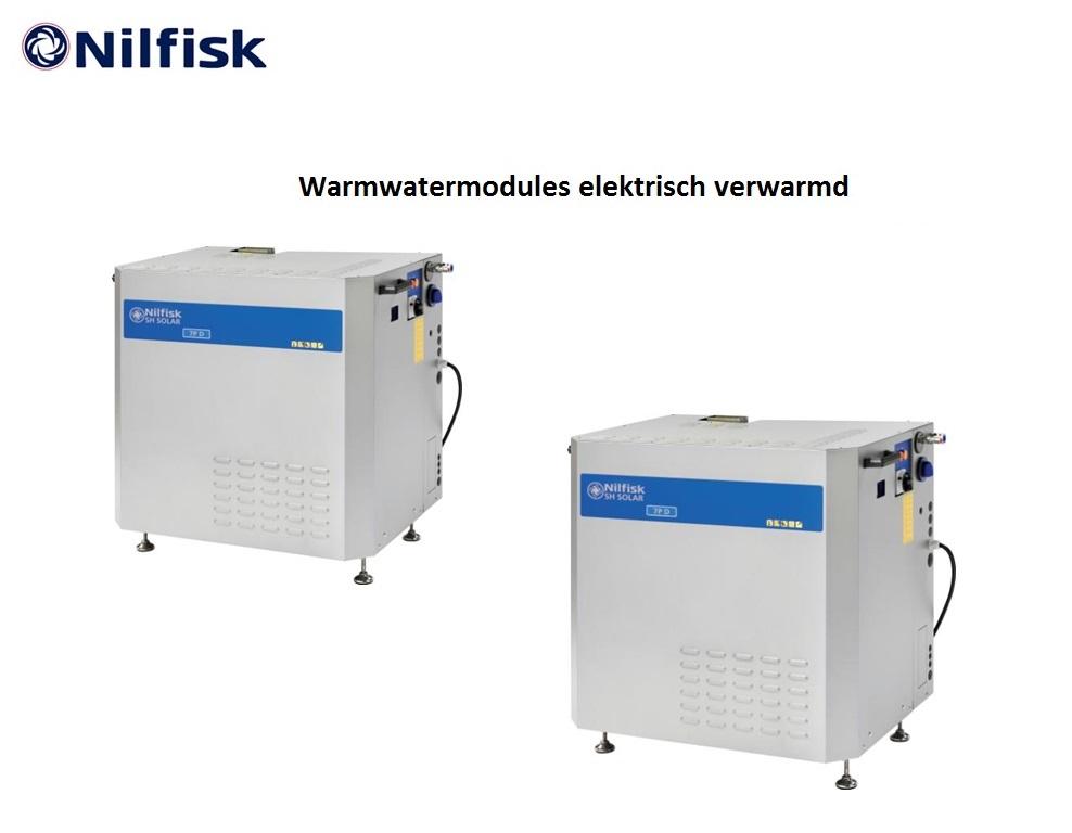 Warmwatermodules elektrisch verwarmd | DKMTools - DKM Tools