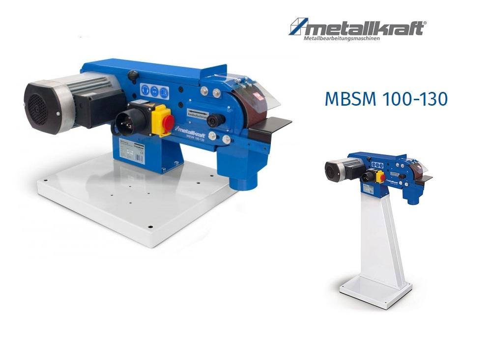 Bandschuurmachine MBSM 100-130   DKMTools - DKM Tools