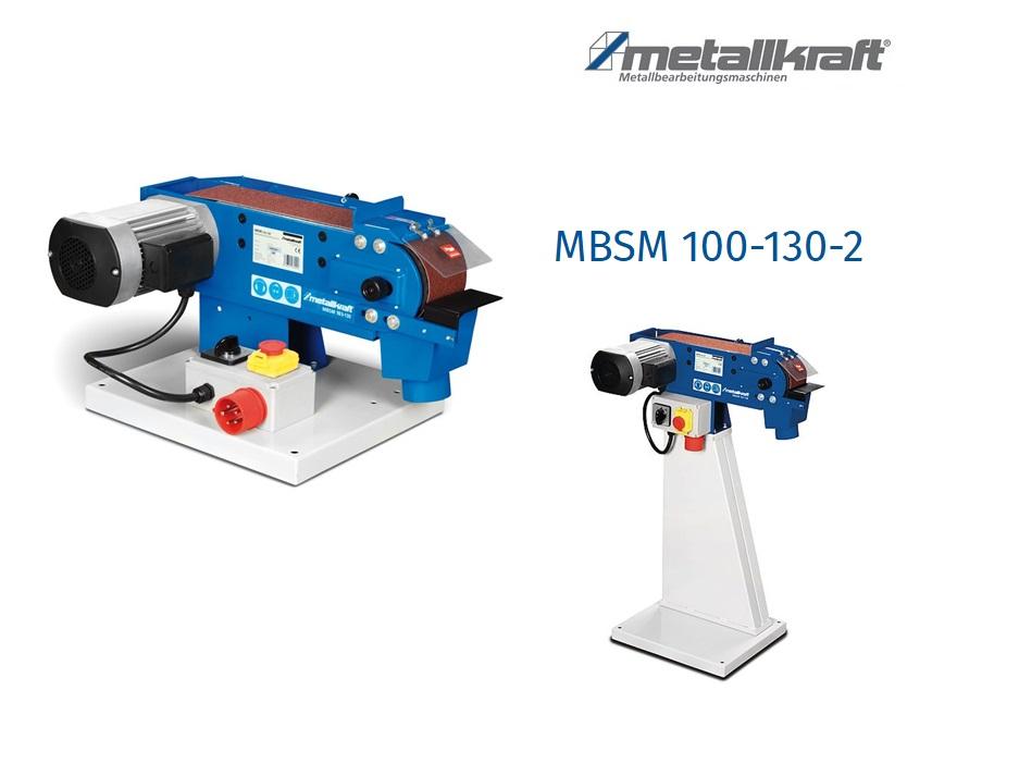 Bandschuurmachine MBSM 100-130-2   DKMTools - DKM Tools