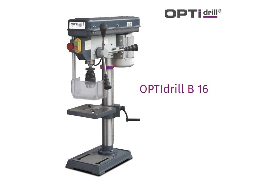 Tafelboormachine B16 | DKMTools - DKM Tools