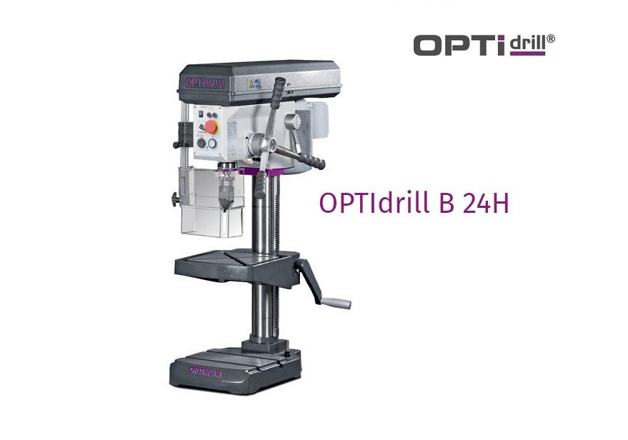 Tafelboormachine B 24H | DKMTools - DKM Tools