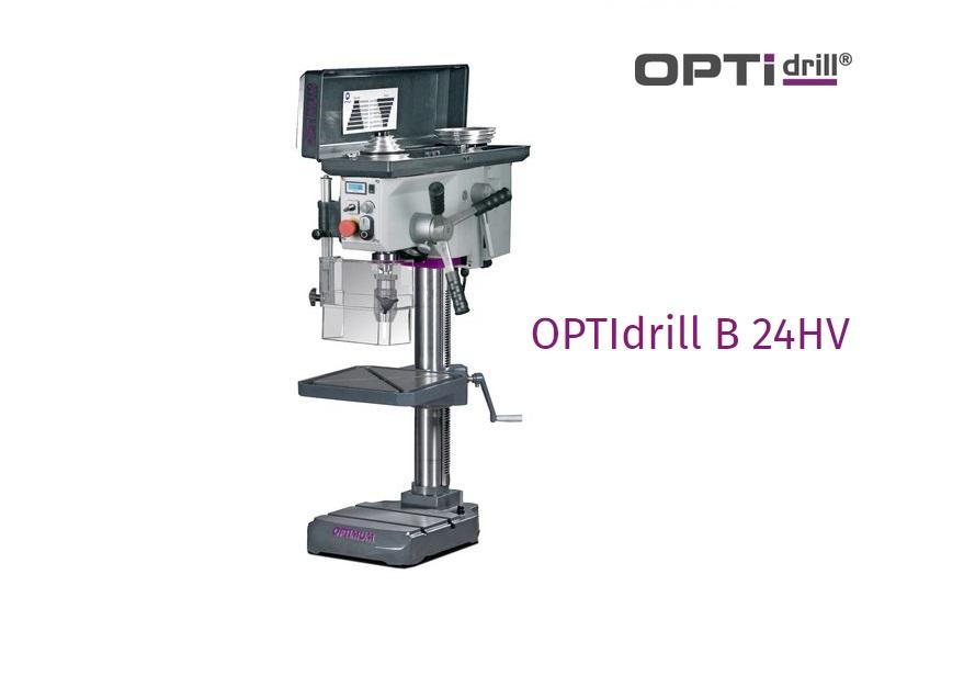 Tafelboormachine B 24HV | DKMTools - DKM Tools