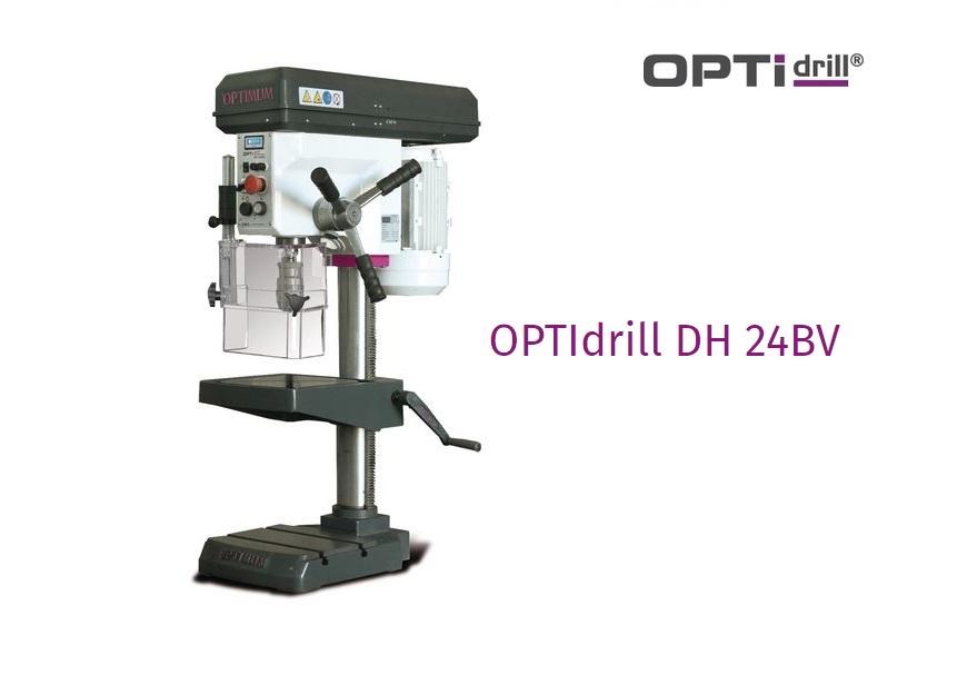 Tafelboormachine DH 24BV | DKMTools - DKM Tools