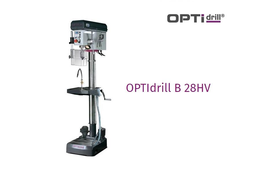 Kolomboormachine B 28HV | DKMTools - DKM Tools