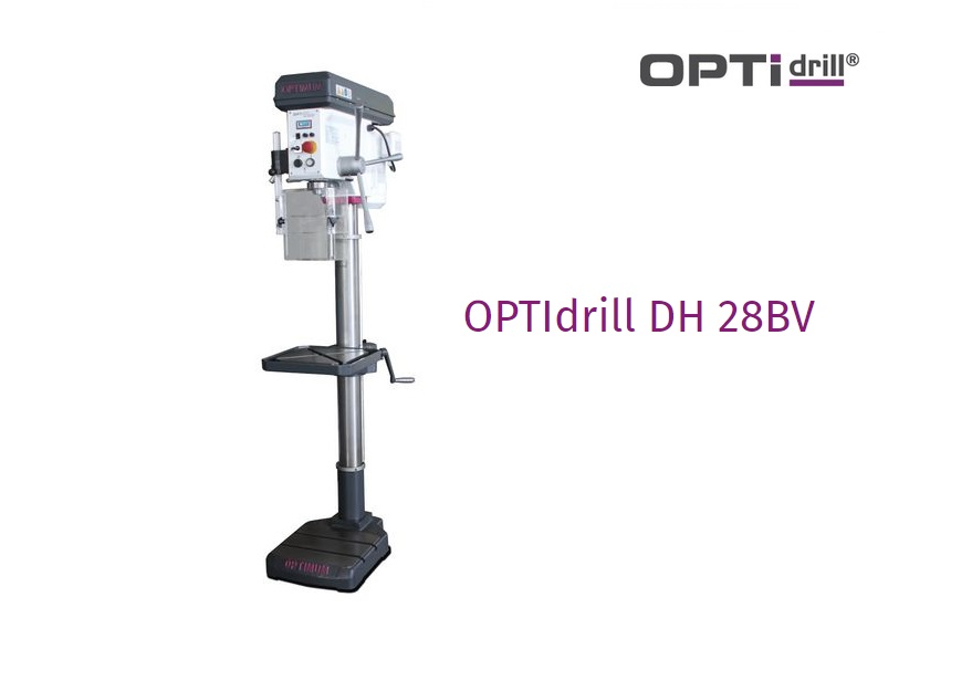 Kolomboormachine DH 28BV | DKMTools - DKM Tools