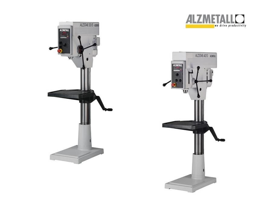 Kolomboormachine ALZSTAR | DKMTools - DKM Tools