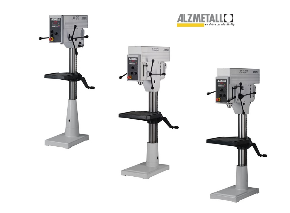 Kolomboormachine AX | DKMTools - DKM Tools