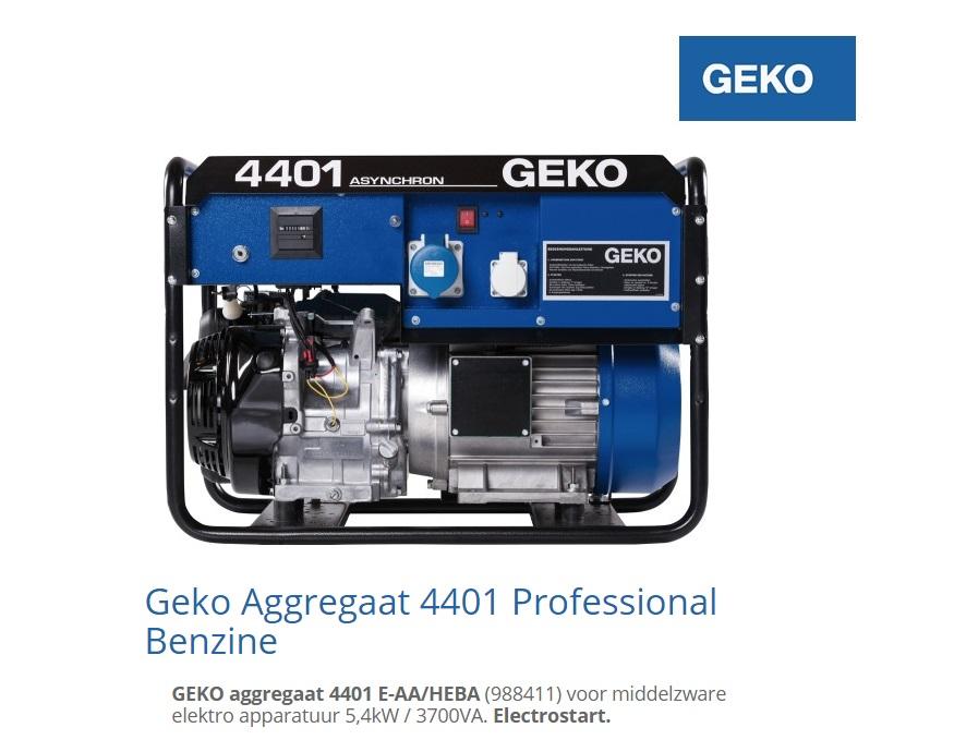 Aggregaat 4401 E-AA-HEBA | DKMTools - DKM Tools
