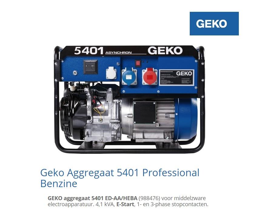 Aggregaat 5401 ED-AA-HEBA | DKMTools - DKM Tools