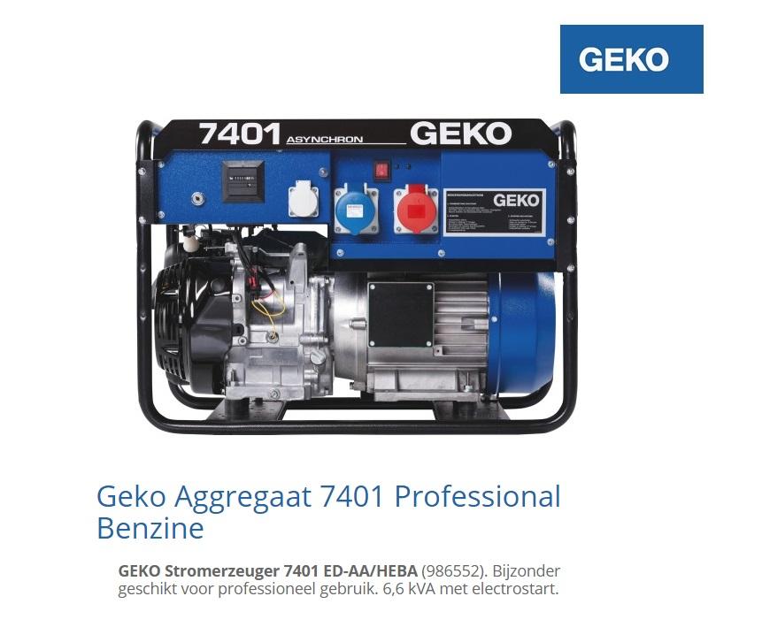Aggregaat 7401 ED-AA-HEBA | DKMTools - DKM Tools