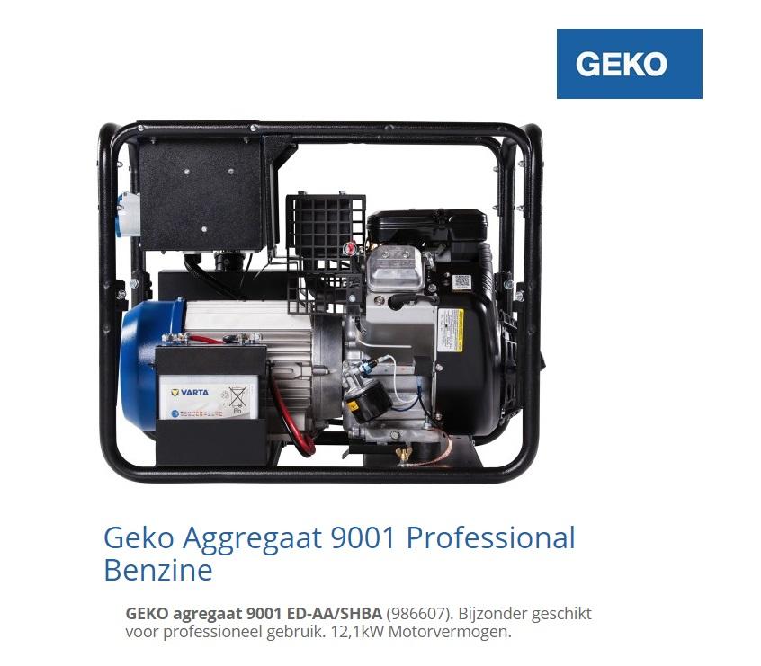 Aggregaat 9001 ED-AA-SHBA | DKMTools - DKM Tools