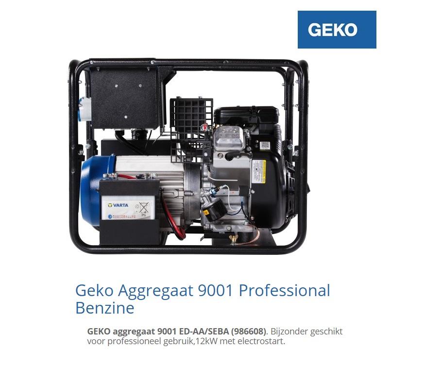 Aggregaat 9001 ED-AA-SEBA | DKMTools - DKM Tools