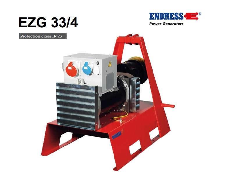 Aftakas generator EZG 33-4 | DKMTools - DKM Tools