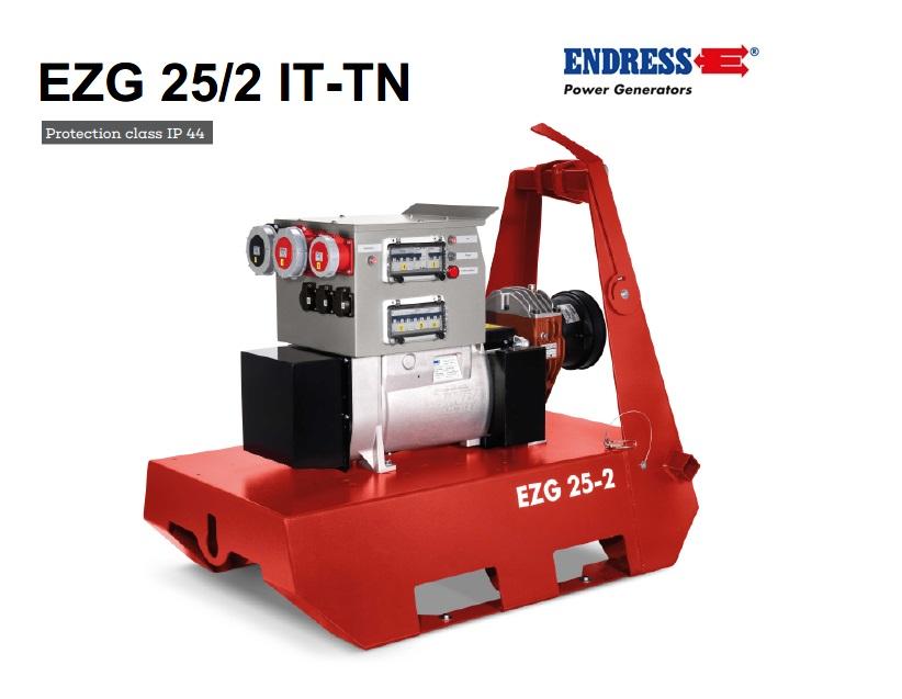 Aftakas generator EZG 25-2 II-TN-S | DKMTools - DKM Tools