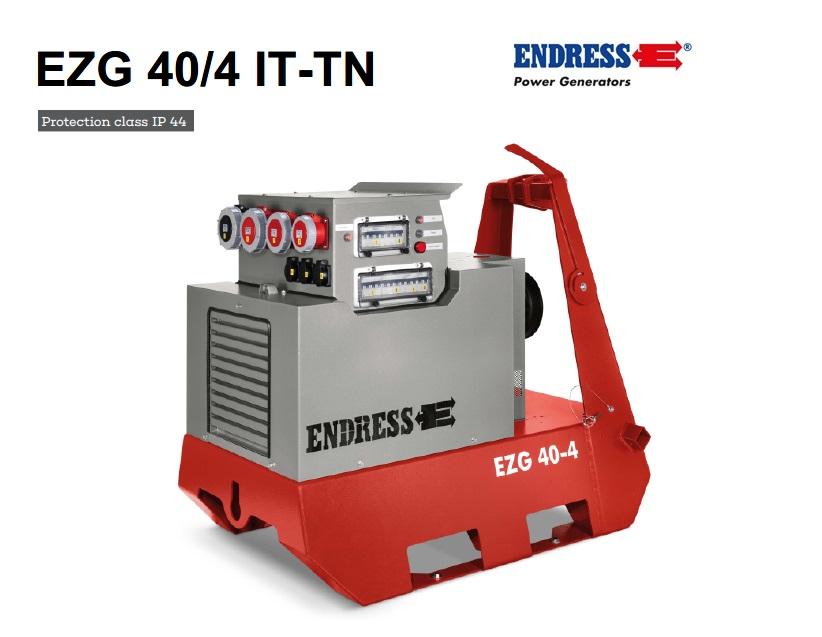 Aftakas generator EZG 40-4 II-TN-S | DKMTools - DKM Tools