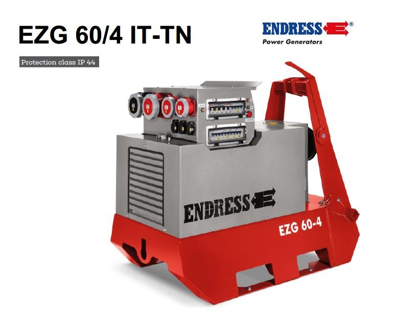 Aftakas generator EZG 60-4 II-TN-S | DKMTools - DKM Tools
