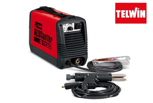 Telwin Aluspotter 6100 puntlasapparaat 115 230V | DKMTools - DKM Tools