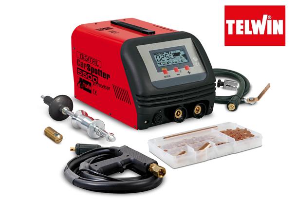Telwin Puntlasapparaat Digital Car Spotter 5500 | DKMTools - DKM Tools