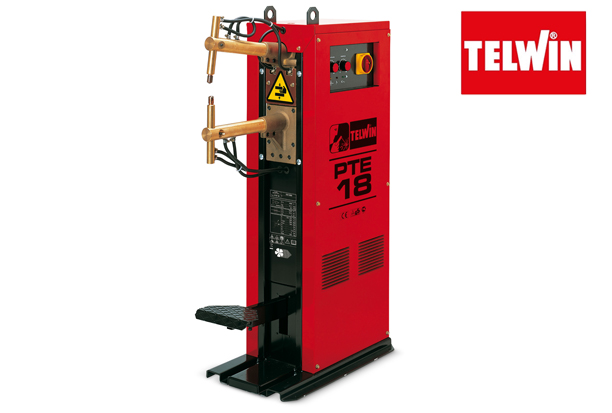 Telwin PTE 18 puntlasapparaat 400V Stationair | DKMTools - DKM Tools