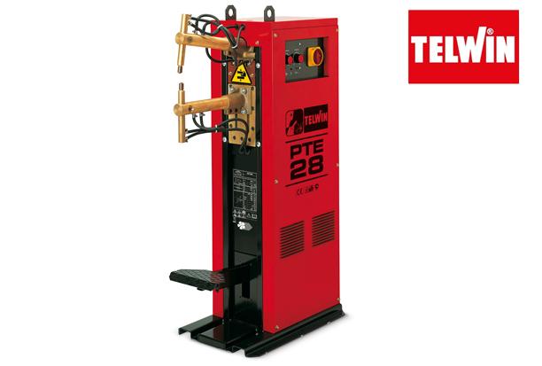 Telwin PTE 28 puntlasapparaat 400V Stationair | DKMTools - DKM Tools