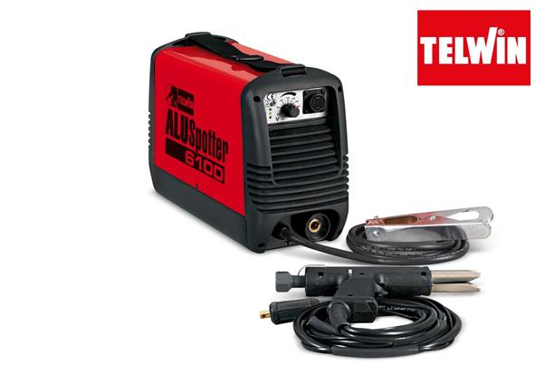 Telwin Alucar 5100 puntlasapparaat 230V | DKMTools - DKM Tools