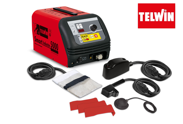 Telwin Smart Inductor 5000 DELUXE 200 240V | DKMTools - DKM Tools