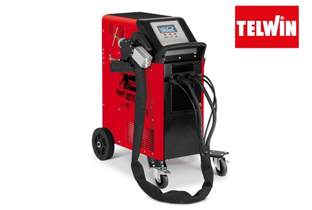 Telwin Puntlasapparaat Digital Spotter 9000 | DKMTools - DKM Tools