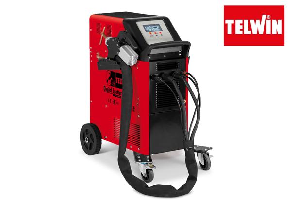 Telwin Puntlasapparaat Digital Spotter 9000 Aqua | DKMTools - DKM Tools