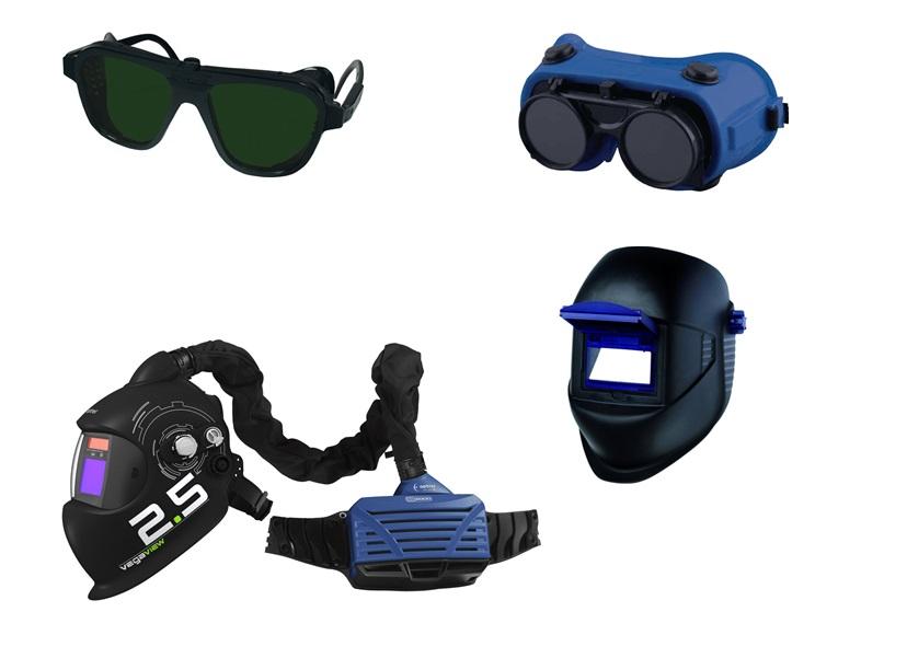 Laskappen en lasbrillen | DKMTools - DKM Tools