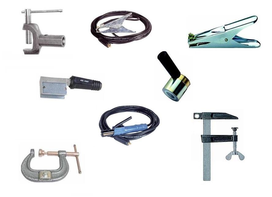 Lastangen aardeklemen laskabels | DKMTools - DKM Tools