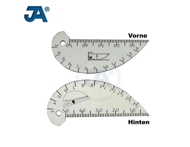 Schoot en stompe lasverbindingen meter | DKMTools - DKM Tools