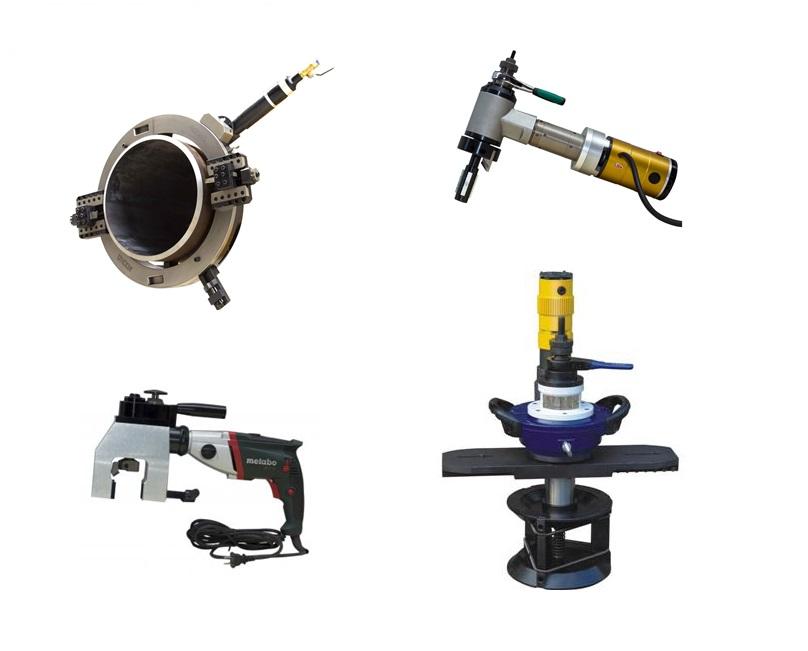 Pijpeindbewerkingsmachines | DKMTools - DKM Tools