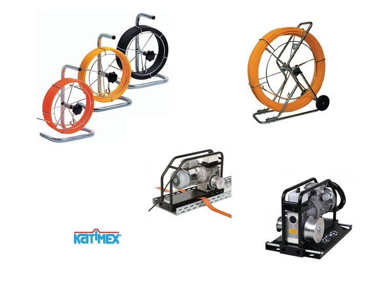 Kabeltreksystemen | DKMTools - DKM Tools