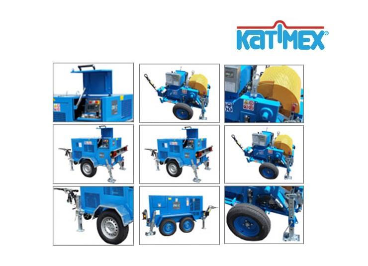 Katimex Hydraulische kabel treklier   DKMTools - DKM Tools