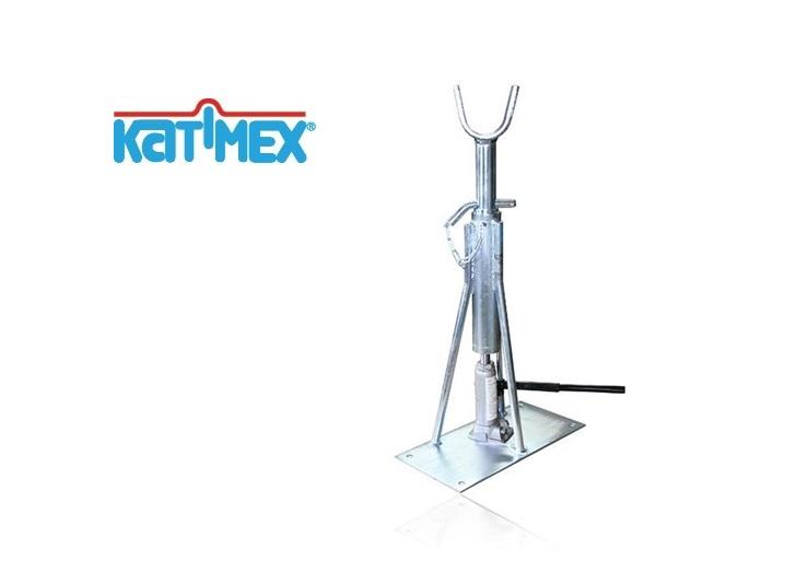 Hydrauliche Spilheffer voor trommels tot 4.000 kg   DKMTools - DKM Tools
