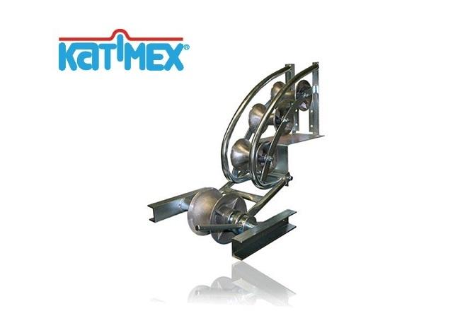 Kabelgeleider met hulprol set   DKMTools - DKM Tools