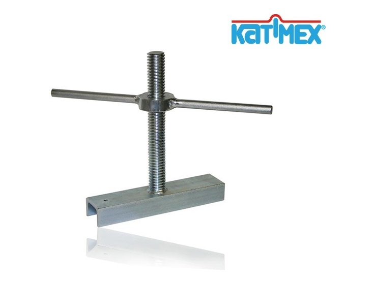 Stelspindel met spanmoer   DKMTools - DKM Tools