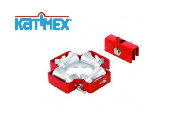 4 roller systeem 40 mm aluminium   DKMTools - DKM Tools