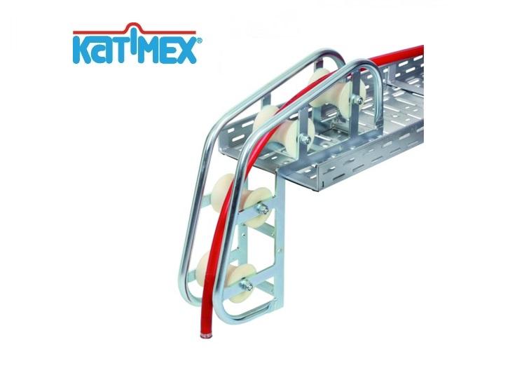 Geleidende boog voor kabelbanen | DKMTools - DKM Tools