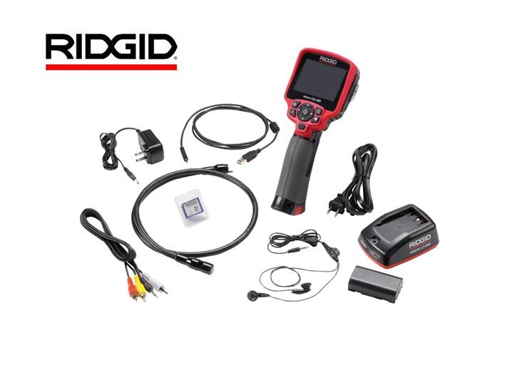 Ridgid Micro CA 300. Digitale Inspectiecamera | DKMTools - DKM Tools