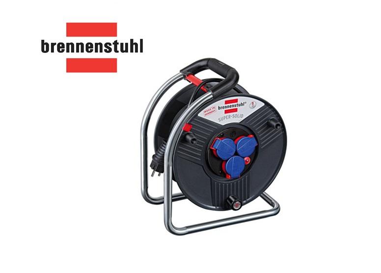 Brennenstuhl Super Solid IP44 kabelhaspel   DKMTools - DKM Tools