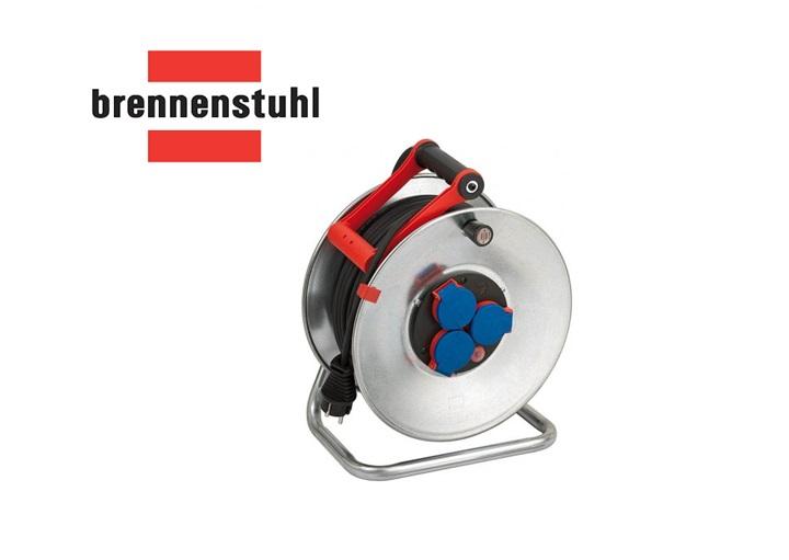 Brennenstuhl Garant S IP44 kabelhaspel rvs   DKMTools - DKM Tools