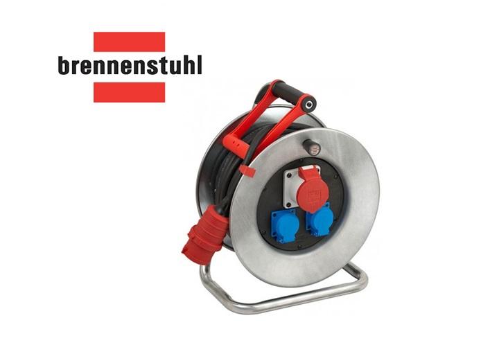 Brennenstuhl Garant S CEE 1 IP44 kabelhaspel   DKMTools - DKM Tools