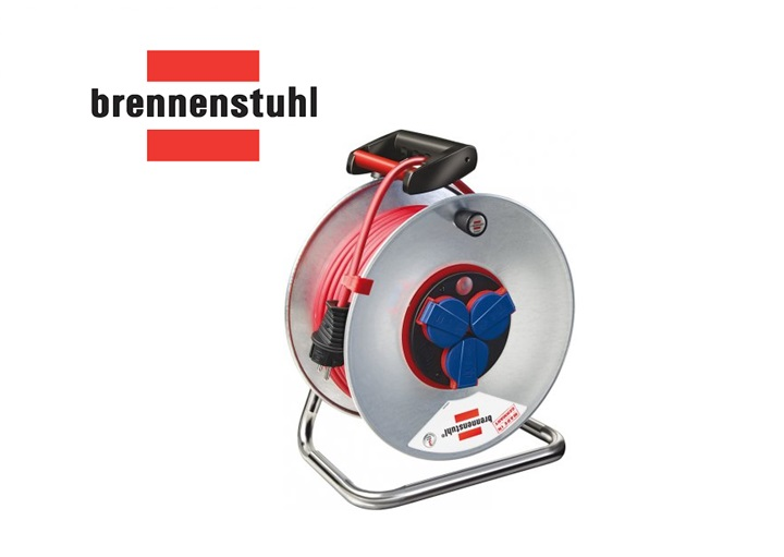 Brennenstuhl Garant S Bretec IP44 kabelhaspel   DKMTools - DKM Tools