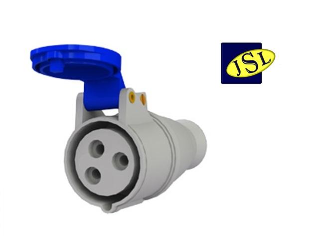 CEE kontrasteker 3P 240V 16A | DKMTools - DKM Tools