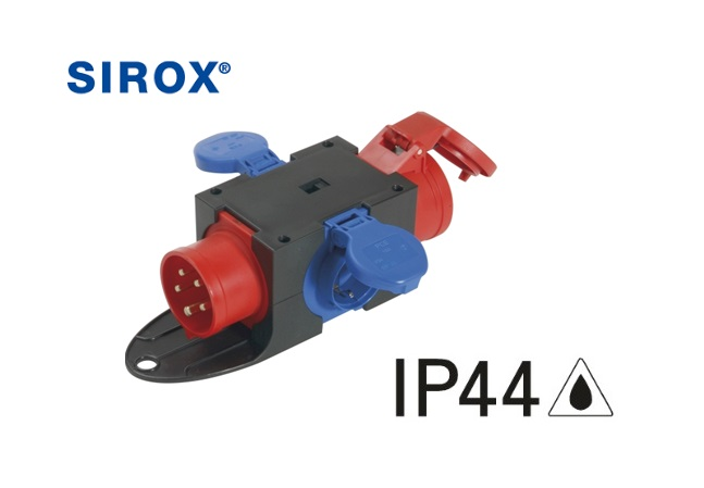 Compacte verdeler IP44   DKMTools - DKM Tools