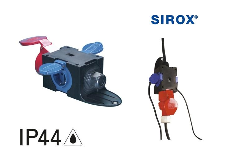 Hangstroomverdeler IP44   DKMTools - DKM Tools