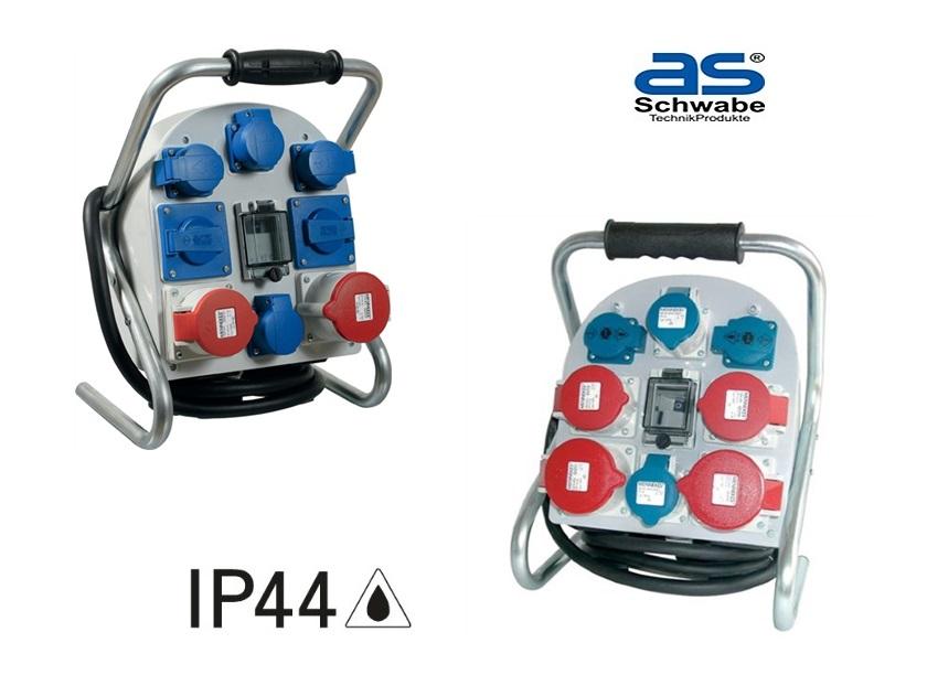 Bouwstroomverdeler IP44 32A   DKMTools - DKM Tools