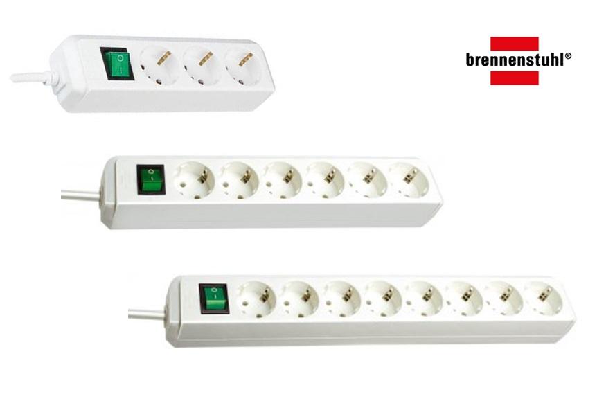 Eco Line stekkerdoos met schakelaar   DKMTools - DKM Tools